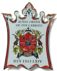 Royal Order of The Cabrito Rey Feo Fiesta Medal 3