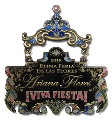 Monarch Trophy Studio Custom Fiesta Medals & Award Winning