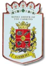 Royal Order of The Cabrito Fiesta Medal