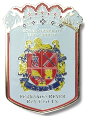 Royal Order of The Cabrito Rey Feo Fiesta Medal 1