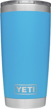 Plain 20z Yeti Rambler Tumbler, but you can engrave your design at Monarch Trophy Studio San Antonio